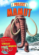 Projekt Mamut - Clare Hibbert | mała okładka