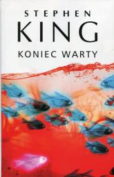 Koniec warty - Stephen King | mała okładka