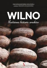 Wilno - Ewa Wolkanowska-Kołodziej | mała okładka