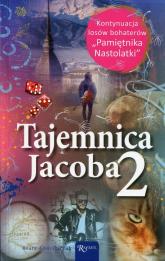 Tajemnica Jacoba 2 - Beata Andrzejczuk | mała okładka
