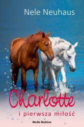 Charlotte i pierwsza miłość - Nele Neuhaus | mała okładka