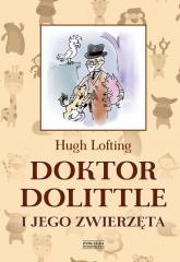 Doktor Dolittle i jego zwierzęta - Hugh Lofting | mała okładka