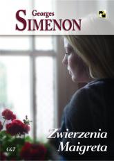 Zwierzenia Maigreta - Georges Simenon | mała okładka