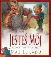 Jesteś mój - Max Lucado | mała okładka