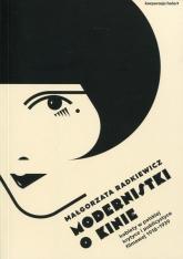 Modernistki o kinie Kobiety w polskiej krytyce i publicystyce filmowej 1918-1939 -    mała okładka