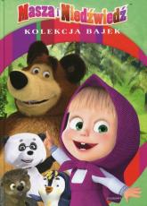 Masza i Niedźwiedź Kolekcja bajek -  | mała okładka