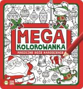 Megakolorowanka Magiczne Boże Narodzenie -  | mała okładka