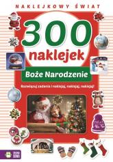 300 naklejek na Boże Narodzenie -  | mała okładka