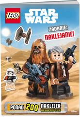 Lego Star Wars Zadanie: naklejanie! LAS-302 -  | mała okładka