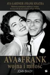Ava Frank Wojna i miłość - John Brady | mała okładka