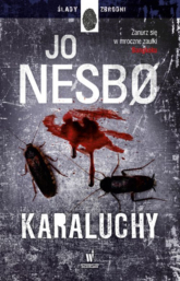 Karaluchy - Jo Nesbo | mała okładka