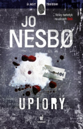 Upiory - Jo Nesbo | mała okładka