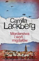 Morderstwa i woń migdałów - Camilla Lackberg | mała okładka