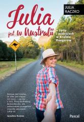 Julia jest w Australii - Julia Raczko | mała okładka