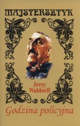 Godzina policyjna - Jerzy Waldorff | mała okładka
