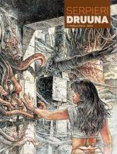 Druuna Tom 1 Morbus Gravis Delta - Serpieri Paolo Eleuteri | mała okładka