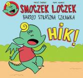 Smoczek Loczek  bardzo straszna czkawka - Maciej Jasiński | mała okładka