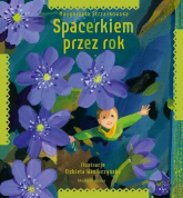 Spacerkiem przez rok - Małgorzata Strzałkowska | mała okładka