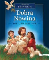 Dobra Nowina Historie biblijne - Billy Graham | mała okładka