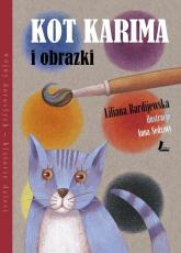 Kot Karima i obrazki - Liliana Bardijewska | mała okładka