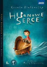Hebanowe serce - Renata Piątkowska | mała okładka
