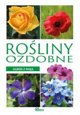 Ogród z pasją Rośliny ozdobne - K. Ulanowski   mała okładka