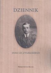 Dziennik - Jan Szczygielski | mała okładka