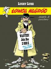 Lucky Luke Łowca nagród - Rene Goscinny | mała okładka