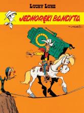 Lucky Luke Jednoręki bandyta -  | mała okładka