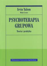 Psychoterapia grupowa. Teoria i praktyka - Yalom Irvin, Leszcz Molyn | mała okładka