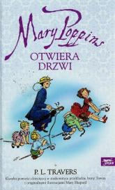 Mary Poppins otwiera drzwi - Travers Pamela L.   mała okładka