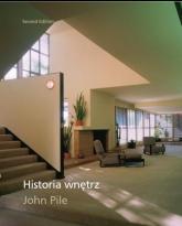 Historia wnętrz - John Pile | mała okładka