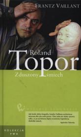 Roland Topor Zduszony śmiech - Frantz Vaillant | mała okładka