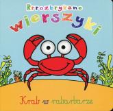 Rrrozbrykane wierszyki Krab w rabarbarze - Urszula Kozłowska | mała okładka