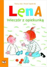 Lena Wieczór z opiekunką - Fanny Joly | mała okładka
