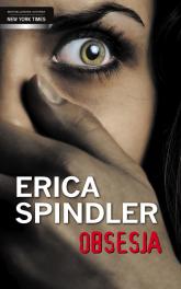 Obsesja - Erica Spindler | mała okładka
