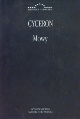 Mowy - Cyceron Marek Tulliusz | mała okładka