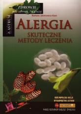 Alergia Skuteczne metody leczenia - Barbara Jakimowicz-Klein | mała okładka