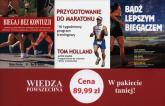Biegaj bez kontuzji / Bądź lepszym biegaczem / Przygotowanie do maratonu Pakiet -  | mała okładka