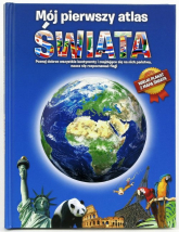 Mój pierwszy atlas świata -  | mała okładka