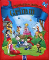Najpiękniejsze baśnie braci Grimm - Grimm Wilhelm Karl, Grimm Jacob   mała okładka