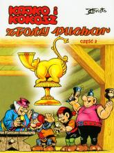 Kajko i Kokosz Złoty Puchar część 2 - Janusz Christa | mała okładka
