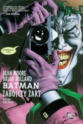 Batman Zabójczy żart - Moore Alan, Bolland Brian | mała okładka