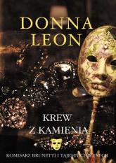 Krew z kamienia - Donna Leon | mała okładka