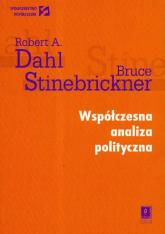 Współczesna analiza polityczna - Dahl Robert A., Stinebrickner Bruce | mała okładka