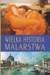 Wielka historia malarstwa - Luba Ristujczina | mała okładka