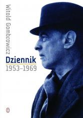 Dziennik 1953-1969 - Witold Gombrowicz | mała okładka