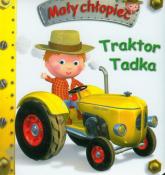 Traktor Tadka Mały chłopiec - Emilie Beaumont | mała okładka