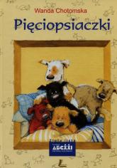 Pięciopsiaczki - Wanda Chotomska | mała okładka