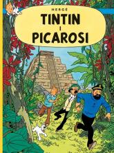 Przygody Tintina Tom 23 Tintin i Picarosi - Hergé | mała okładka